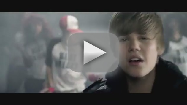 "Justin Bieber (feat. Usher) - ""Somebody to Love"""