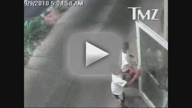 Floyd Mayweather Attack Aftermath