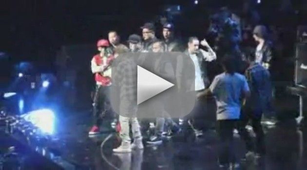 Jaden Smith vs. Justin Bieber: Dance-Off!