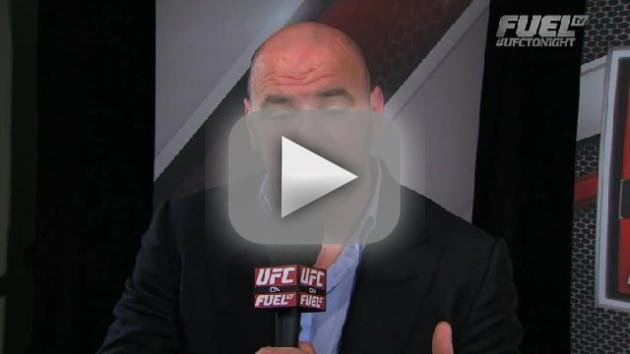 Dana White Calls Out Floyd Mayweather