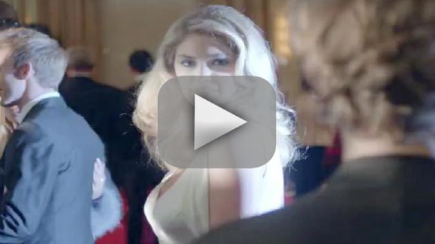 Mercedes Super Bowl Ad 2013 (Ft. Kate Upton, Willem Dafoe, Usher)