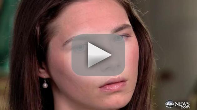 Amanda Knox Interview With Diane Sawyer
