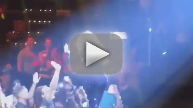 Beyonce Fan Flips Out