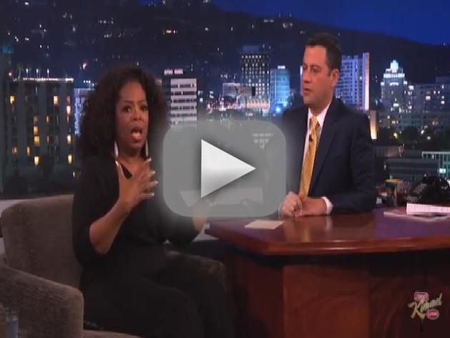 Oprah Winfrey Gives Away Another Car