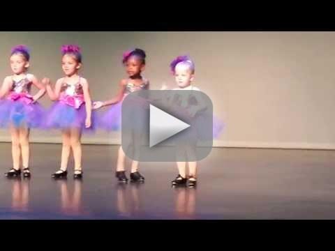 Preschool Tap Dancer