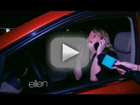 Ellen's Favorite Waitress Gets a Car
