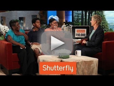Ellen DeGeneres Gives Coworkers Cash And A Car