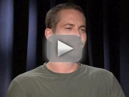 Paul Walker Exclusive: Fast and Furious 7 Interview