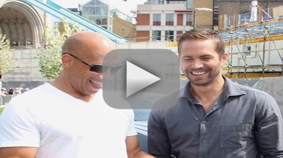 Vin Diesel Remembers Paul Walker