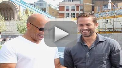 Vin Diesel Remembers Paul Walker