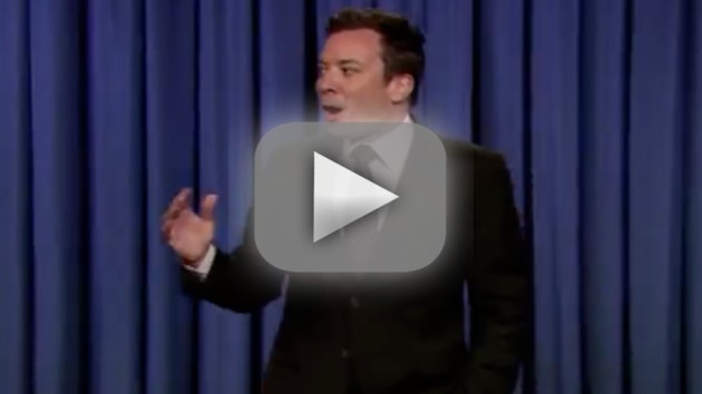Jimmy Fallon Jokes About Justin Bieber