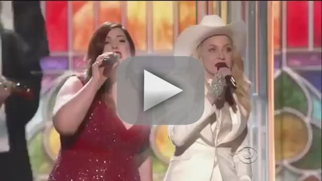 Macklemore & Ryan Lewis Grammy Awards Performance 2014 (ft. Mary Lambert, Madonna & Queen Latifah)