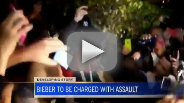 Justin Bieber Arrested in Canada