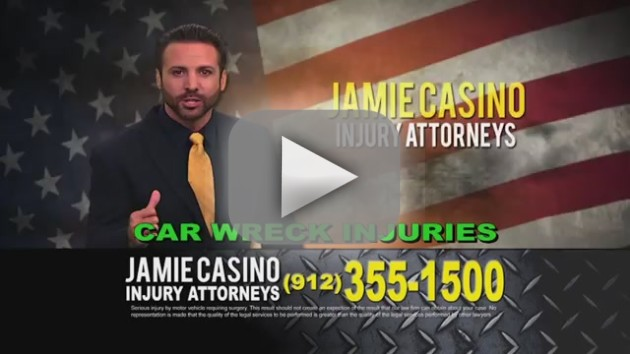 Jamie Casino Super Bowl Commercial