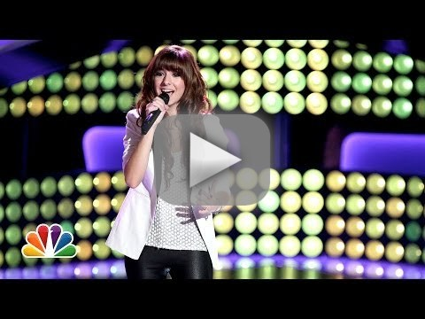 "Christina Grimmie: ""Wrecking Ball"" (The Voice Audition)"