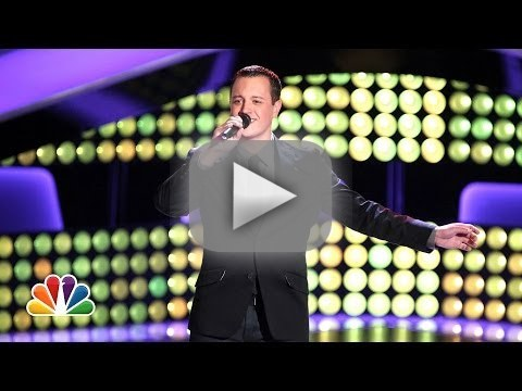 "Noah Lis: ""Me and Mrs. Jones"" (The Voice Audition)"