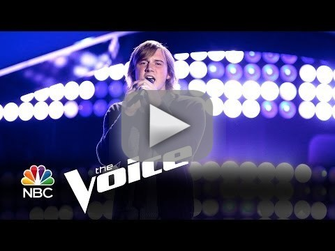 Morgan Wallen - Collide (The Voice Audition)