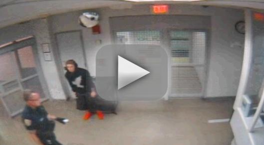 Justin Bieber Urine Footage