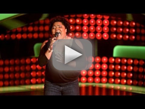 Cierra Mickens: 'Crazy' (The Voice Audition)