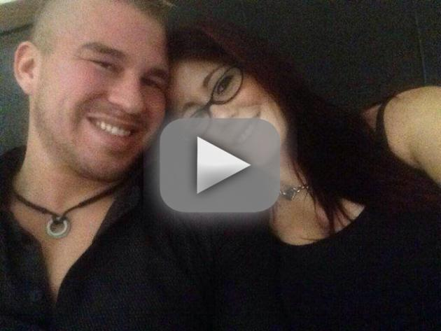 Jenelle Evans, Nathan Griffith FIGHT