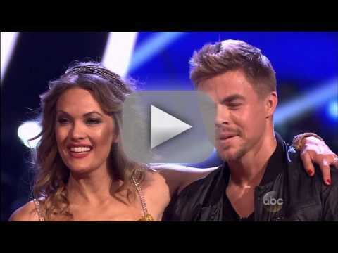 Amy Purdy & Derek Hough - DWTS Week 1