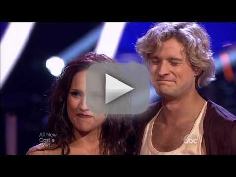 Charlie White & Sharna Burgess - DWTS Week 1
