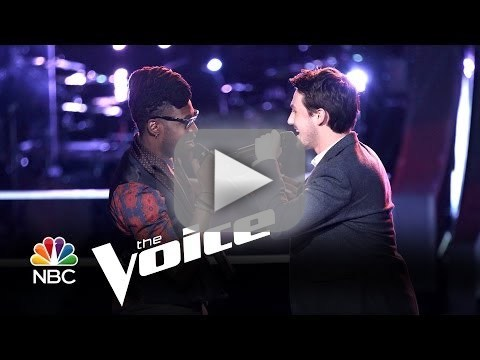 Delvin Choice vs. Caleb Elder: The Man (The Voice)