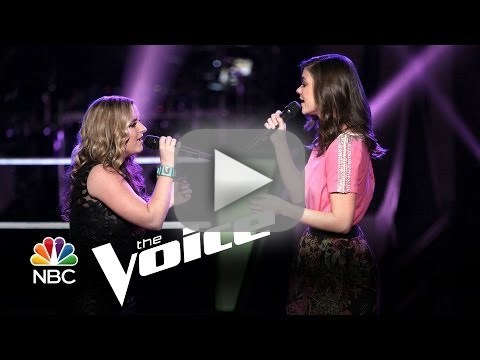 Cary Laine vs. Sam Behymer: 'Give Me Love' (The Voice Battle Round)