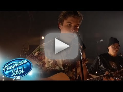 "Sam Woolf - ""Hey There Delilah"""