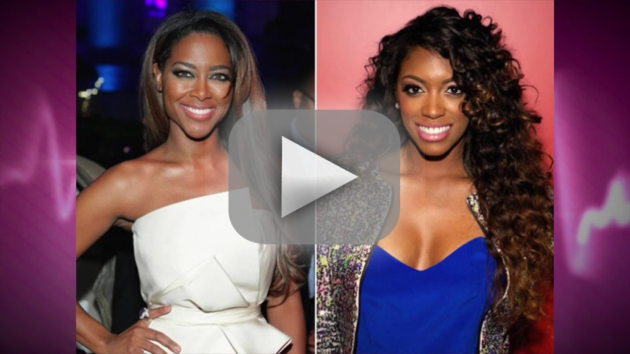 Porsha Williams vs. Kenya Moore!