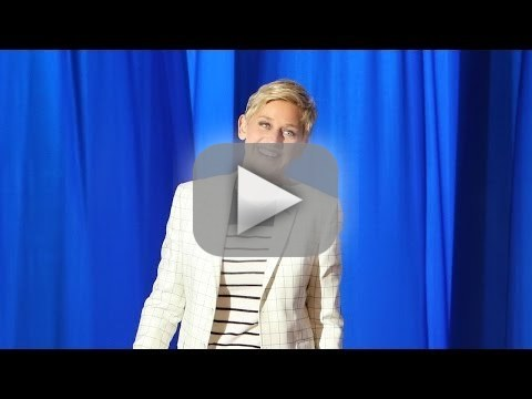 Ellen DeGeneres Tries Late Night Monologue
