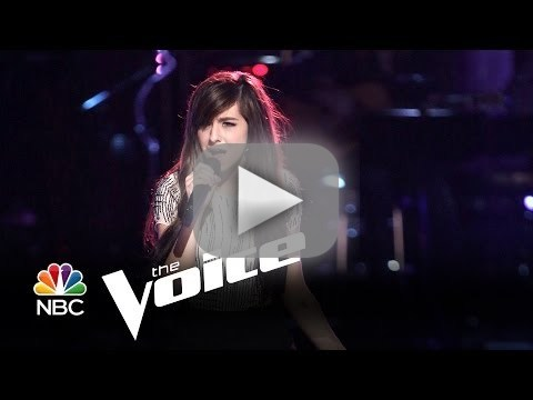 Christina Grimmie - I Won't Give Up (The Voice)