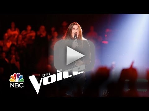 Stevie Jo - The Thrill Is Gone (The Voice)
