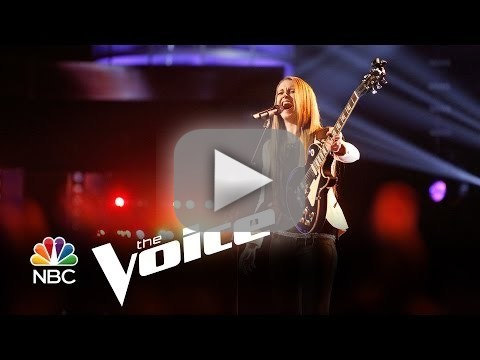 Bria Kelly - Wild Horses (The Voice)