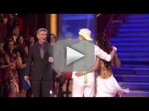Charlie White & Sharna Burgess - Cha Cha Cha - DWTS Week 6