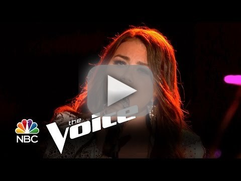 Tess Boyer: I'll Be There for You (The Voice Top 12)