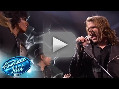 "Caleb Johnson - ""Sting Me"""