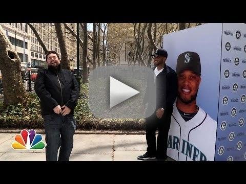 Robinson Cano Pranks Yankee Fans