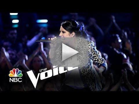 Kat Perkins - Paris Ooh La La (The Voice)