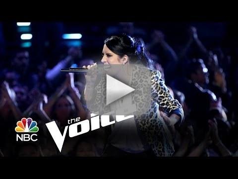 Kat Perkins - Paris Ooh La La (The Voice)