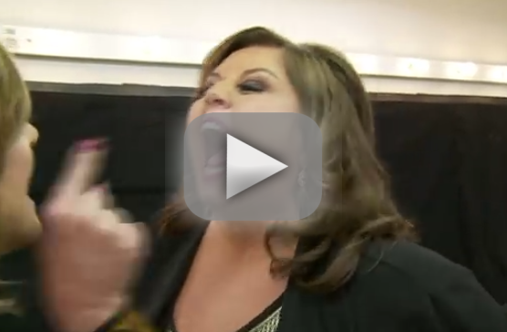 Abby Lee Miller Loses It!
