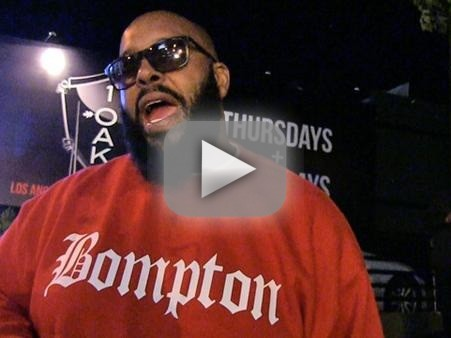 Suge Knight Claims Tupac Is Alive