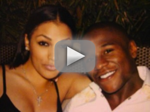 Shantel Jackson Dating Nell; Floyd Mayweather Pissed