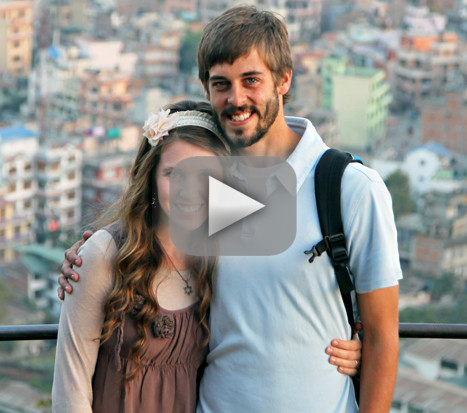 Jill Duggar and Derek Dillard Finally Meet!