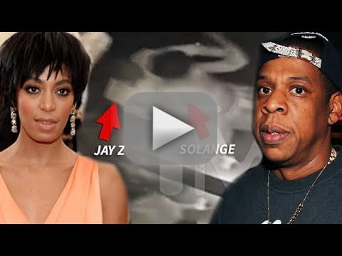Solange Knowles Assaults Jay Z