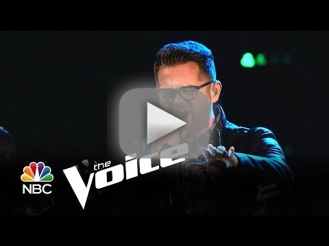 Josh Kaufman - Love Runs Out (The Voice)