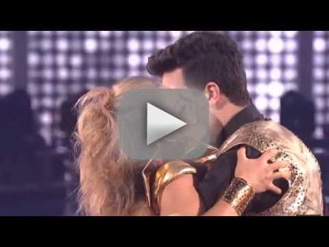 Candace Cameron Bure & Mark Ballas - Freestyle - FINALS