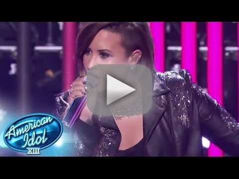 Demi Lovato and the Top 13 Girls