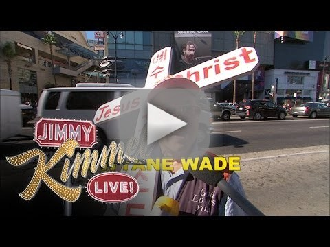 Jimmy Kimmel Asks: Can You Spell Dwyane Wade's Name?
