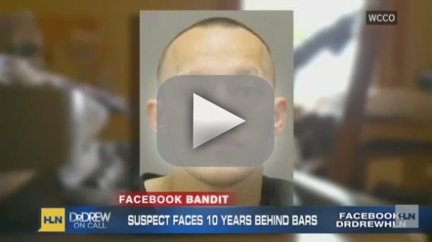 Burglar Logs Into Facebook During Robbery, Gets Caught